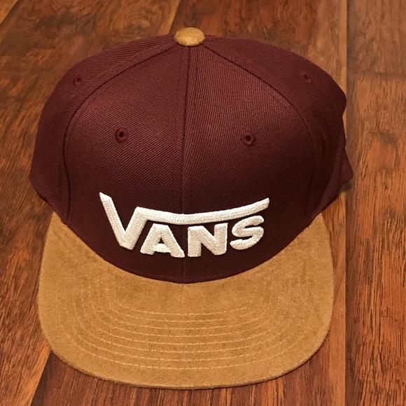 e740e6ad78c VANS Drop V II Snapback Cap